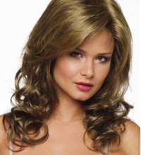 Jasmine by Hairware Natural Collection lace front range