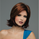 Fuschia by Hairware Natural Collection lace front monofilament range