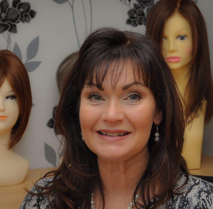 about us, sara, wig wonders, wig specialist