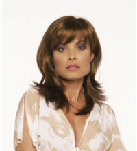 Willow by Hairware Natural Collection mono parting range